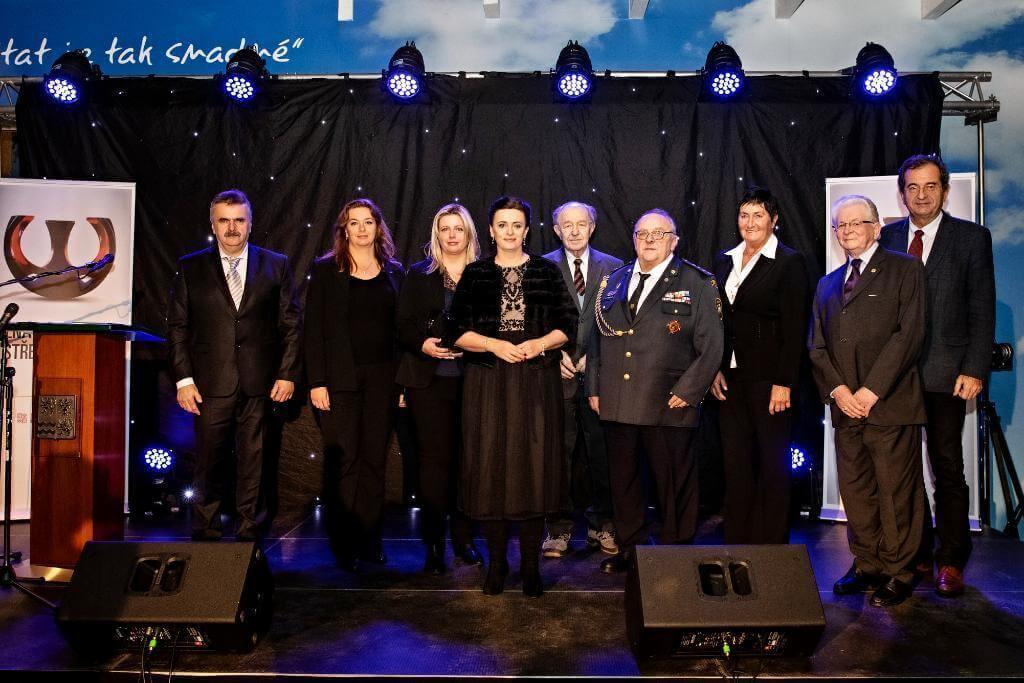 Central Bohemian Governor Award 2019, Source: kr-stredocesky.cz.