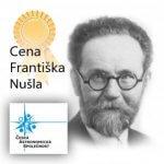 Prestižní cenu Františka Nušla za rok 2019 obdržel prof. Zdeněk Stuchlík