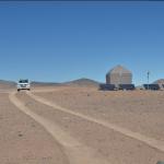 Dalekohledy FRAM hledají zdroje gravitačních vln