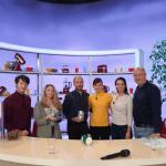 Středočeské inovační centrum představilo projekt Maker kultura ve školách v pořadu Snídaně s Novou
